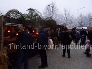 クリスマスマーケット Lohja
