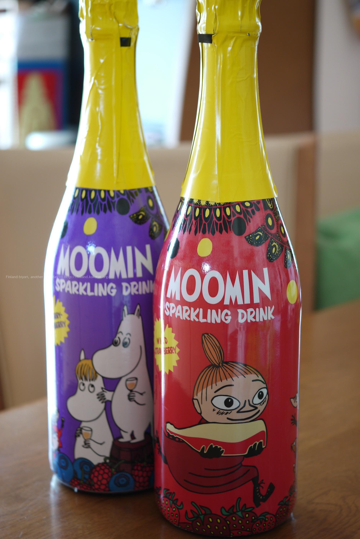 Moomin Sparkiling Drink