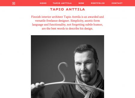 Tapio Anttila Design