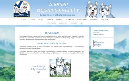 Suomen Hopeanuoli-fanit ry