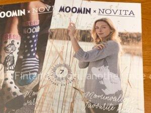MOOMIN x NOVITA