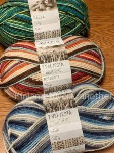 NOVITA yarn