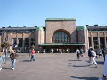 フィンランド暮らしの嫁日記-ヘルシンキ中央駅