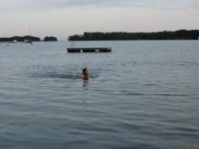 フィンランド暮らしの嫁日記-泳ぐ日本人