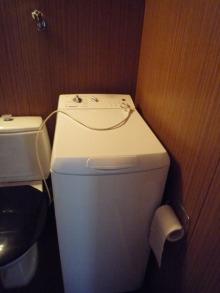 フィンランド暮らしの嫁日記-洗濯機