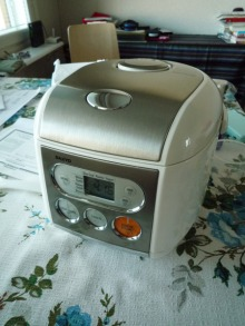 フィンランド暮らしの嫁日記-いとしの炊飯器