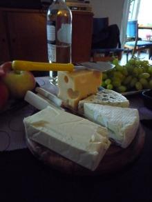 フィンランド暮らしの嫁日記-チーズ山盛り