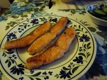フィンランド暮らしの嫁日記-塩鮭