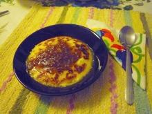 フィンランド暮らしの嫁日記-焼きチーズとクラウドベリージャム