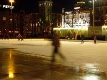 フィンランド暮らしの嫁日記-スケート