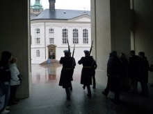 フィンランド暮らしの嫁日記-ついて行きました