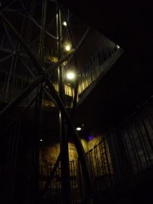 フィンランド暮らしの嫁日記-時計塔内部