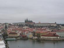 フィンランド暮らしの嫁日記-カレル橋からプラハ城