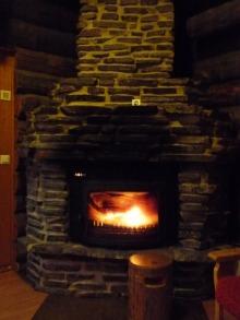 フィンランド暮らしの嫁日記-暖炉
