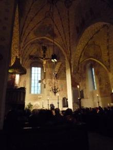 フィンランド暮らしの嫁日記-教会