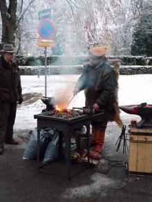 フィンランド暮らしの嫁日記-鍛冶屋さん