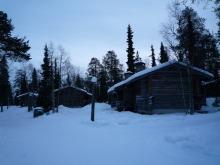 フィンランド暮らしの嫁日記-キャビン周辺