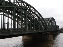フィンランド暮らしの嫁日記-鉄橋