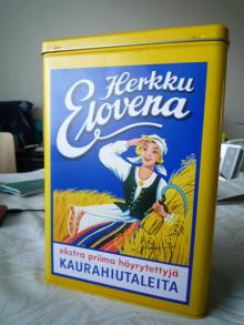 フィンランド暮らしの嫁日記-Elovena