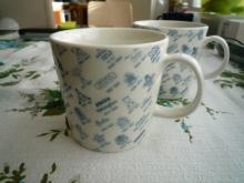 フィンランド暮らしの嫁日記-アラビアマグカップ