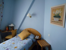 フィンランド暮らしの嫁日記-ホテルの部屋