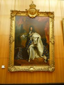 フィンランド暮らしの嫁日記-ルイ14世