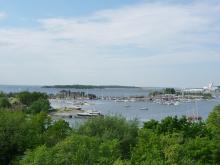 フィンランド暮らしの嫁日記-カイヴォプイストからの眺め