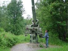 フィンランド暮らしの嫁日記-Joel とキャノン砲