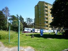 フィンランド暮らしの嫁日記-洗濯物
