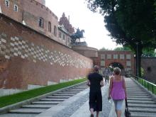 フィンランド暮らしの嫁日記-ヴァヴェル城