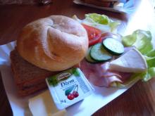 フィンランド暮らしの嫁日記-朝食