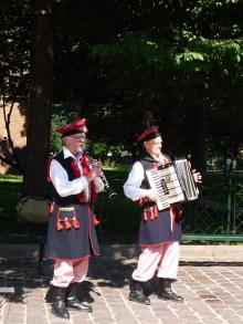 フィンランド暮らしの嫁日記-民族衣装
