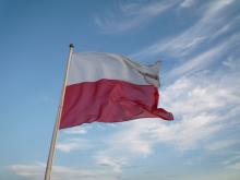 フィンランド暮らしの嫁日記-ポーランド国旗