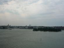 フィンランド暮らしの嫁日記-展望台からの眺め