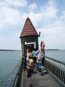 フィンランド暮らしの嫁日記-桟橋