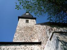 フィンランド暮らしの嫁日記-ナーンタリ教会