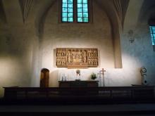 フィンランド暮らしの嫁日記-教会内部