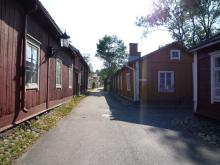 フィンランド暮らしの嫁日記-街並み
