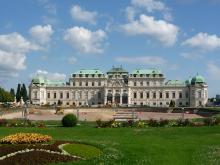 フィンランド暮らしの嫁日記-ベルヴェデーレ宮殿
