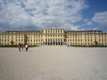 フィンランド暮らしの嫁日記-シェーンブルン宮殿