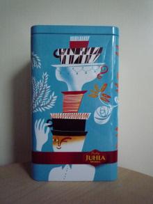フィンランド暮らしの嫁日記-コーヒー缶