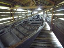 フィンランド暮らしの嫁日記-教会の渡し船