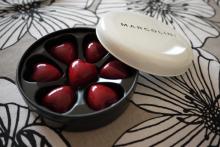 フィンランド暮らしの嫁日記-ハートチョコレート